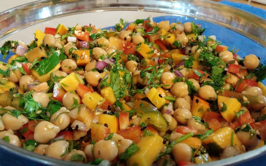 Ideas para combinar legumbres y convertirlas en proteína completa