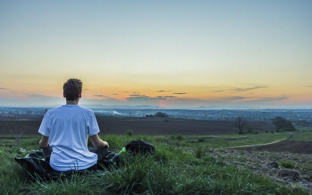 Meditación no es una religión