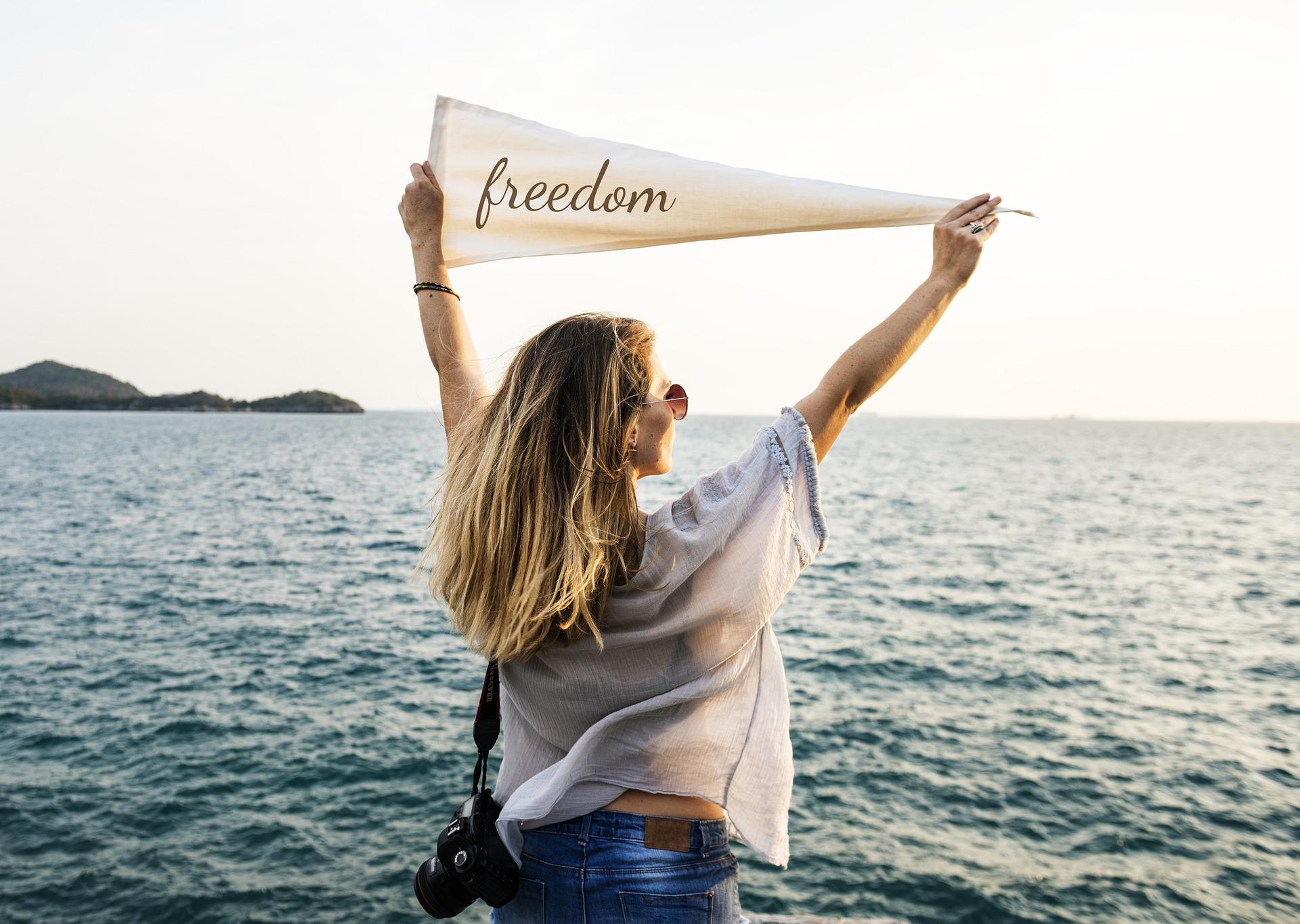 Libertad, descanso