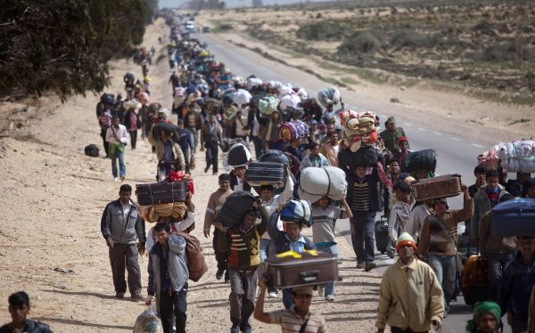 Día Mundial de los Refugiados: únete en su ayuda