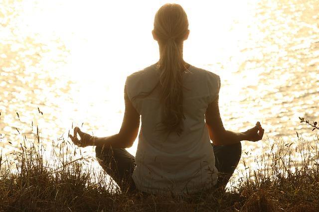 Meditar con depresión