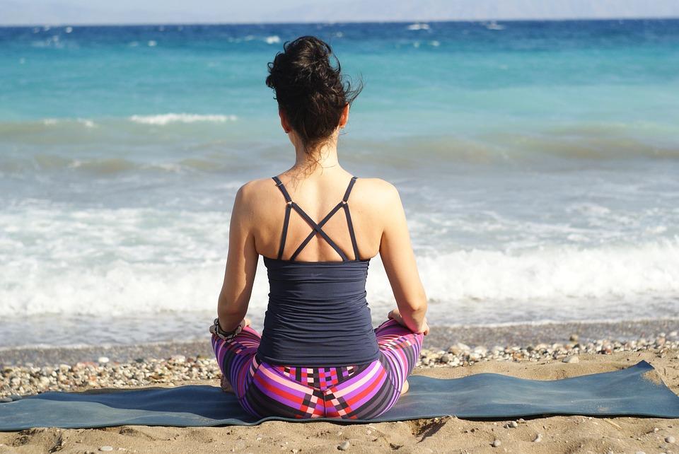 La postura en la meditación