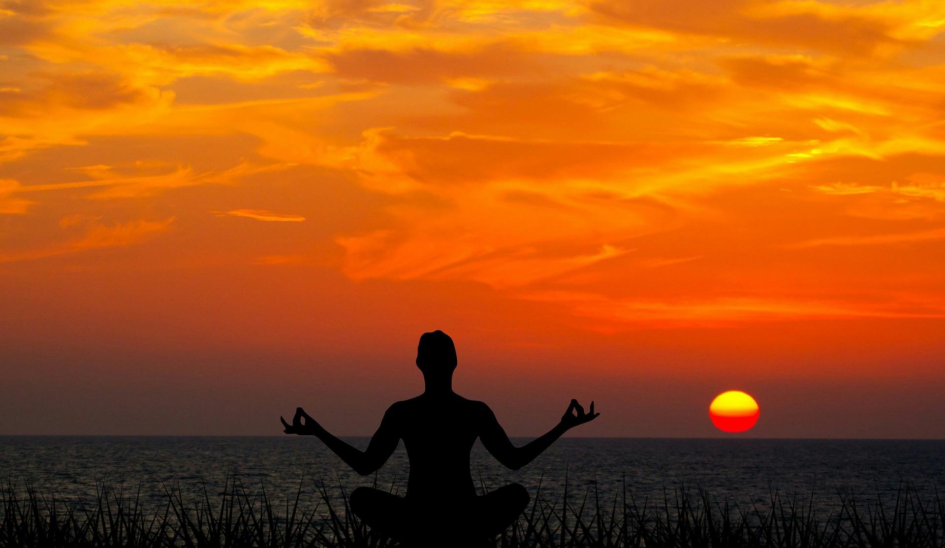 Reduce el peso de la carga mental gracias a la meditación