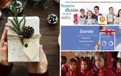 Regala ilusión y esperanza esta Navidad: 3 regalos que cambian vidas
