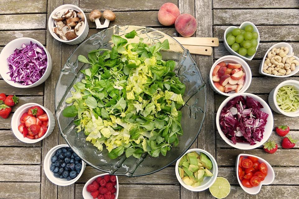 Qué debe contener la ensalada perfecta