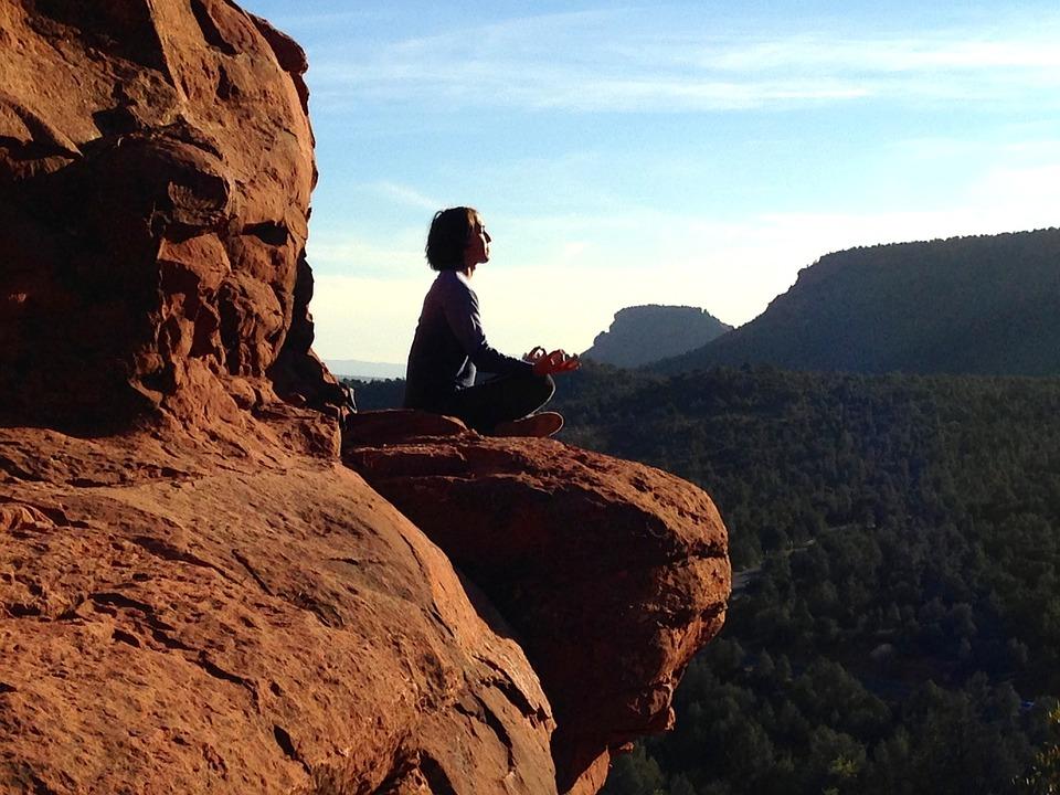 Cómo meditar en vacaciones