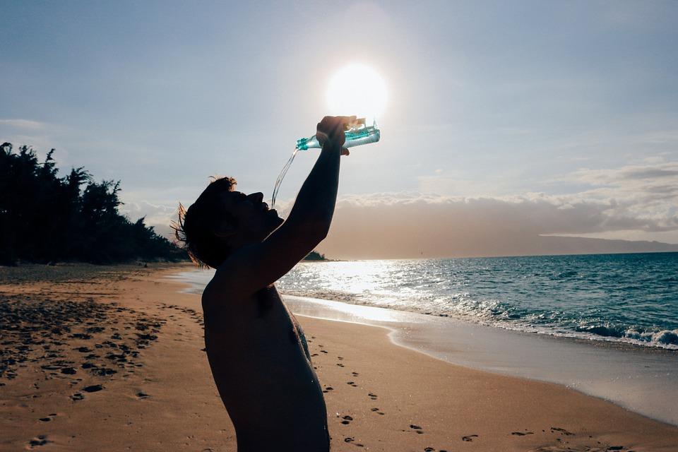 Cómo mantenernos correctamente hidratados