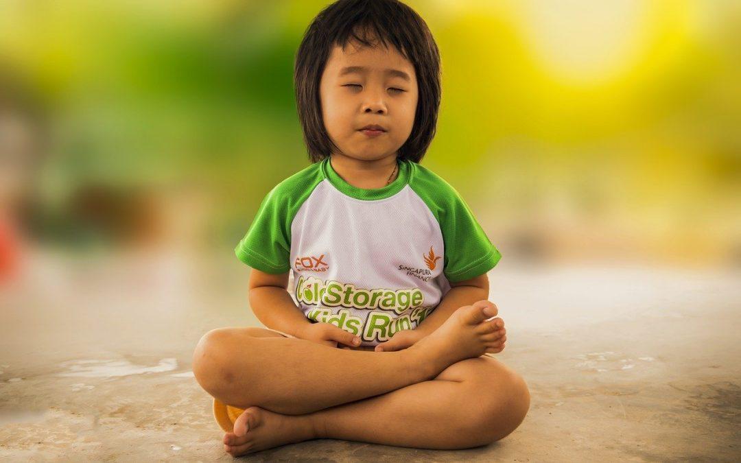 Rabietas en los niños: llévalas mejor con meditación