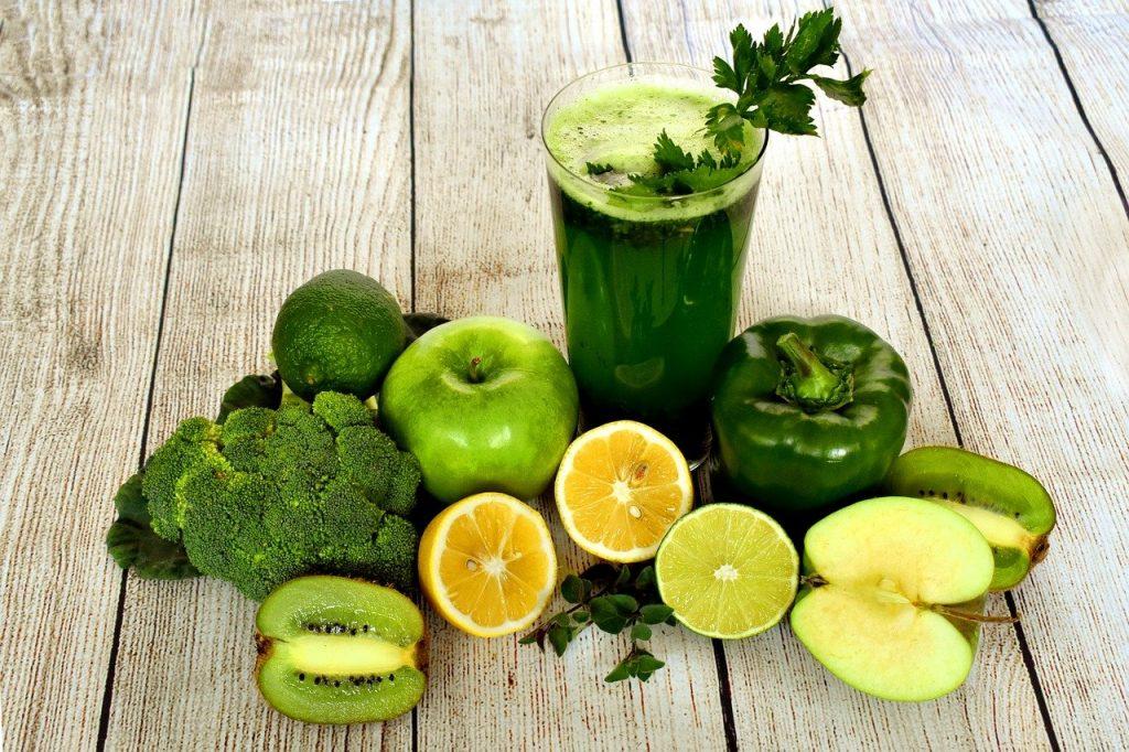 Recetas de batidos verdes con espinacas