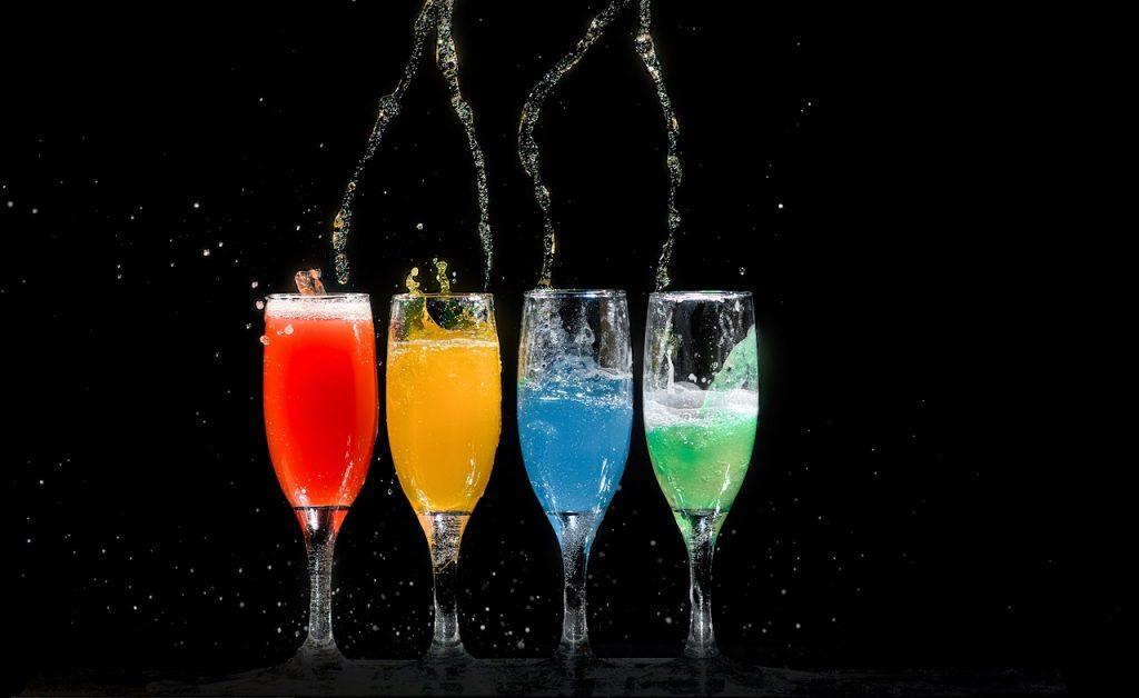 Ideas para sustituir las bebidas azucaradas por bebidas saludables