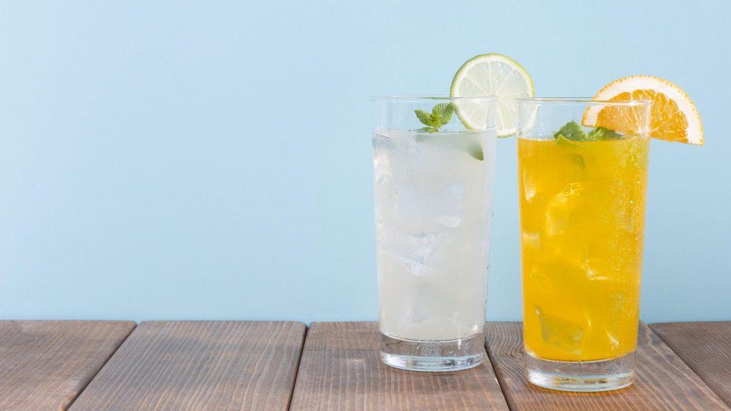 Mayor ingesta de agua, al sustituir las bebidas azucaradas por bebidas saludables