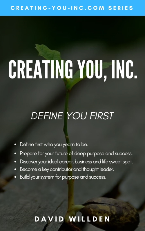 Creating You Inc: Define You First
