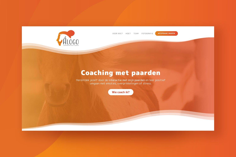 Alogo website