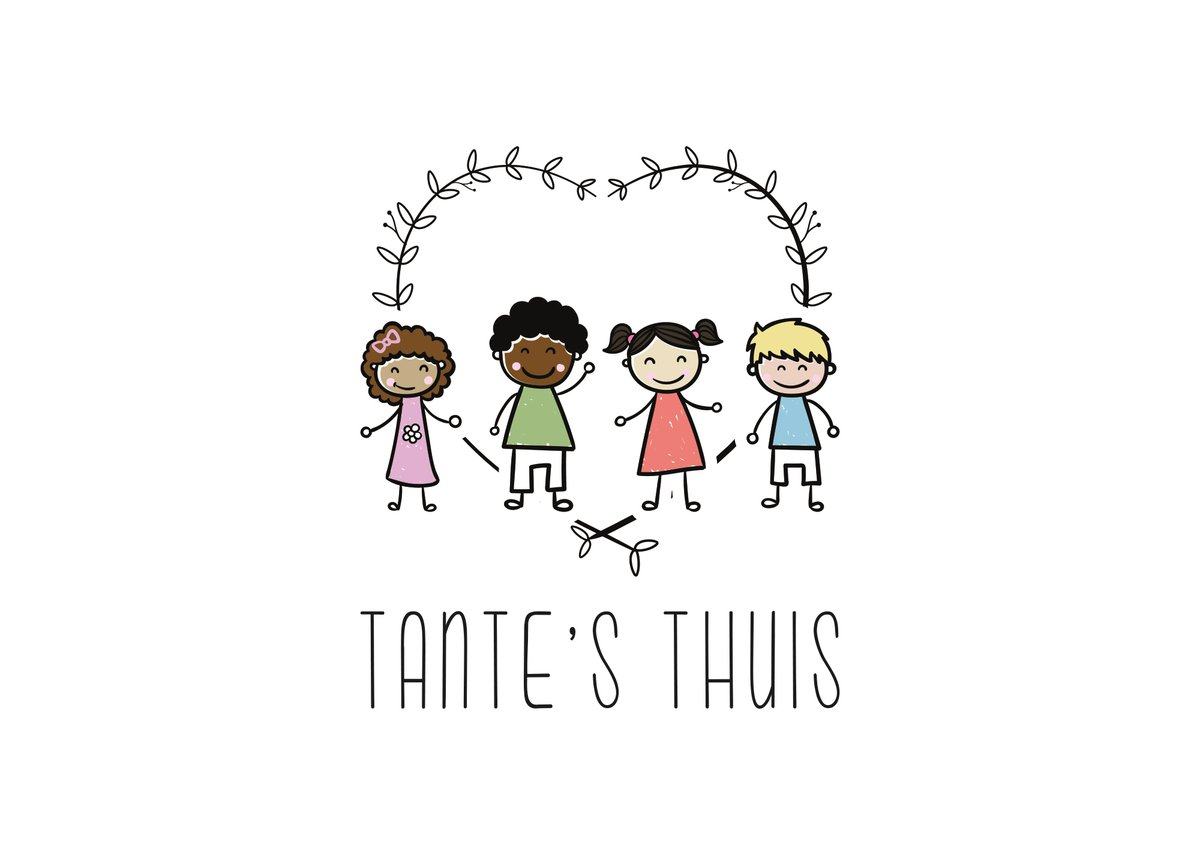 Logo ontwerp Tante's Thuis