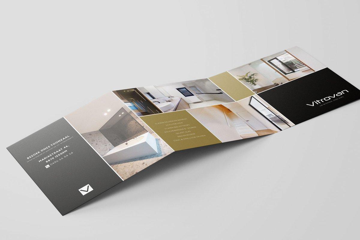 Vitrovan folder 3-luik