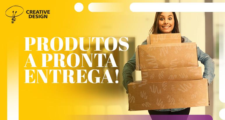 Conheça nossa LINHA EXCLUSIVA com estoque a pronta entrega!