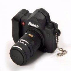 Pen Drive Camera Fotográfica Ii Nikon 3D