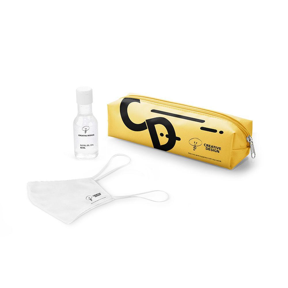 Kit Proteção Volta às Aulas