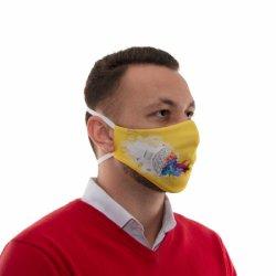 Máscara Tecido Duplo Personalizada