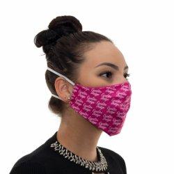 Máscara Tecido com Elasticidade Personalizada
