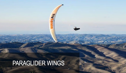 Paraglider wings for sale
