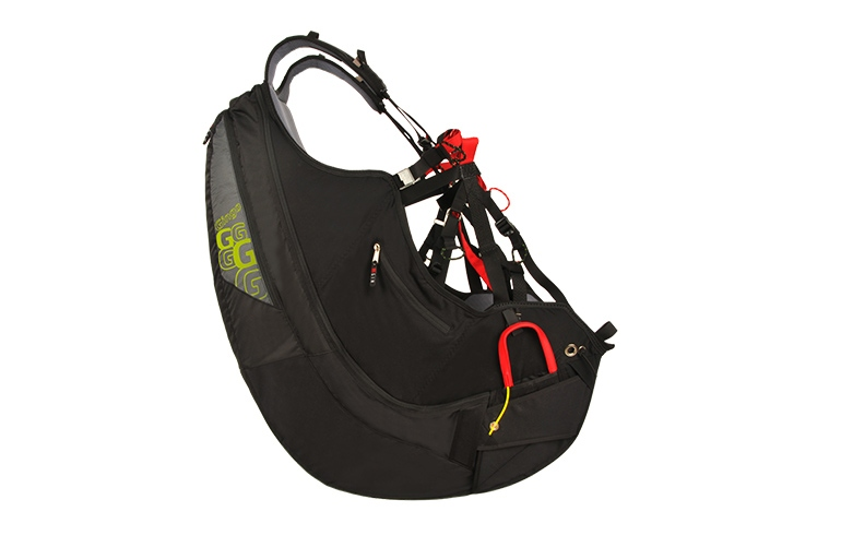 Modern Paragliding airbag style