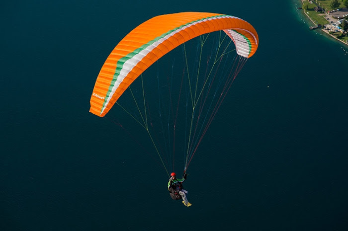 Paragliding holiday with Flyspain