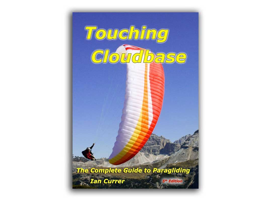 Touching cloudbase paragliding and paramotoring book