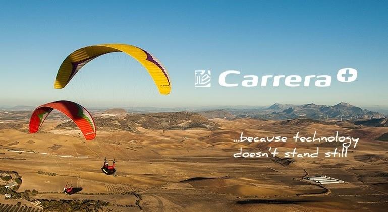 Carrera + at FlySpain shop