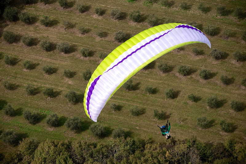 Air Design Hike Solo or Tandem available at Flyspain Shop