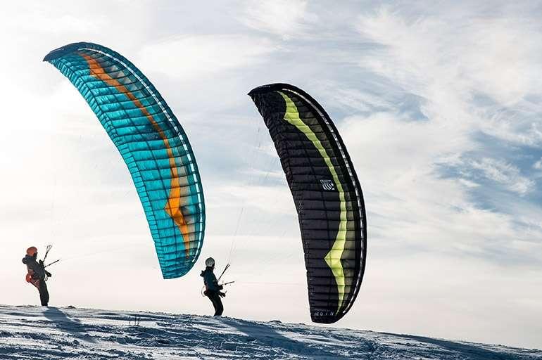 Gin Griffin Paraglider - FlySpain Online Shop