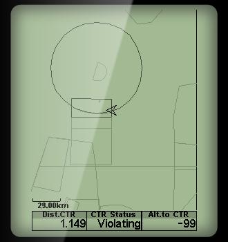 classic Flymaster Avionics GPS SD