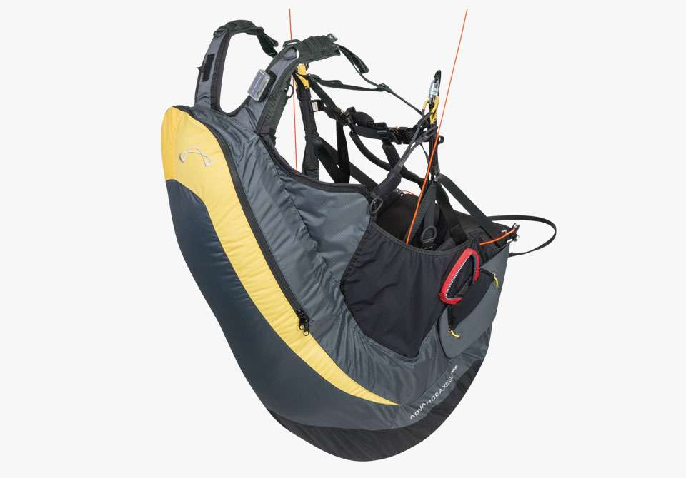 Advance Alpha 6 now available at FlySpain shop and paragliding school