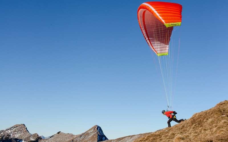 Nova Ibex 3 available at FlySpain paragliding centre