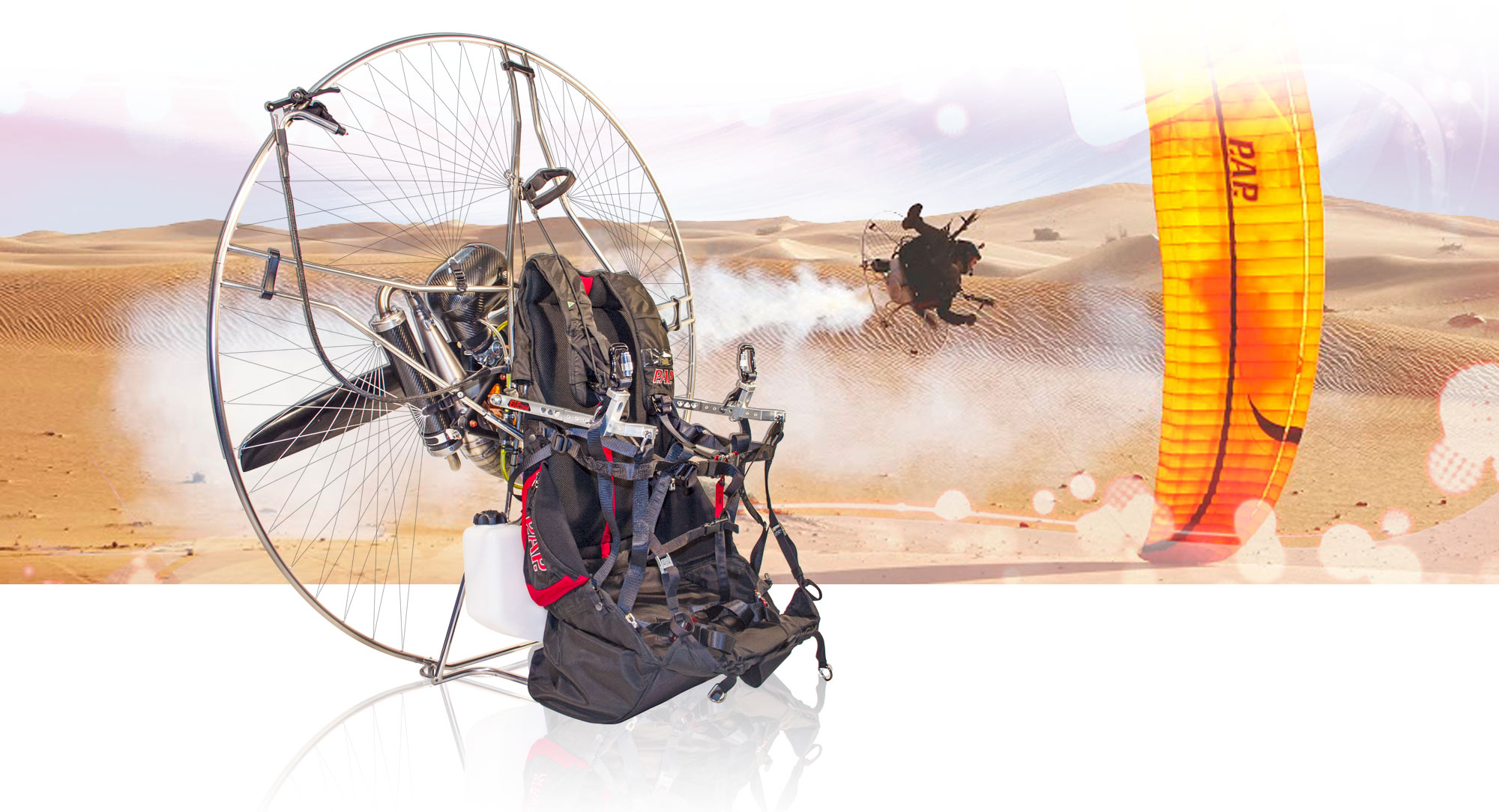 Tinox Paramotor