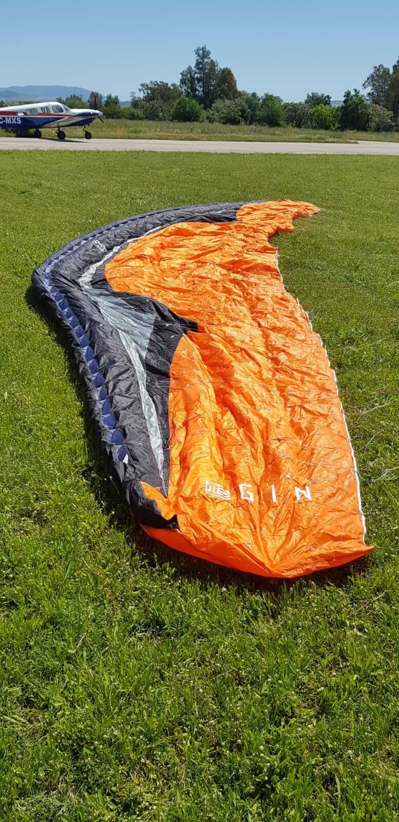 Gin Vantage 2 ppg wing for sale