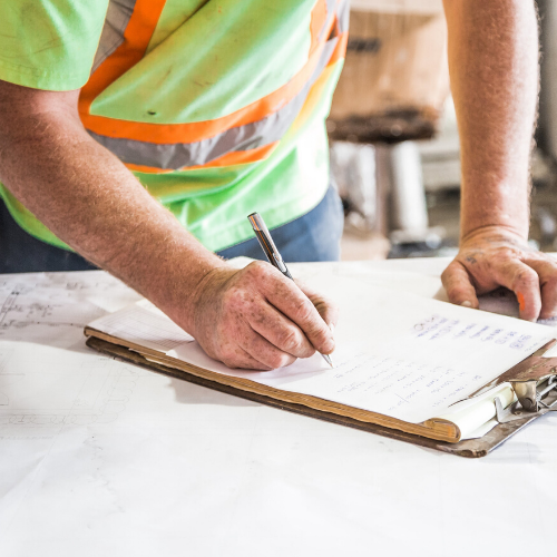 How digitising your on-site forms can improve construction health & safety practices