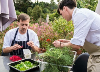 International Chef Exchange Sweden - see video