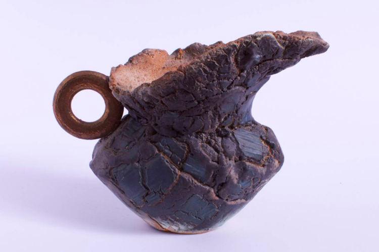 Billy Adams Ceramic Jug 02
