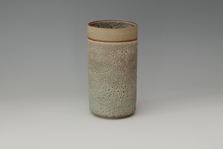 Deirdre Burnett Ceramic Cylinder Form 06
