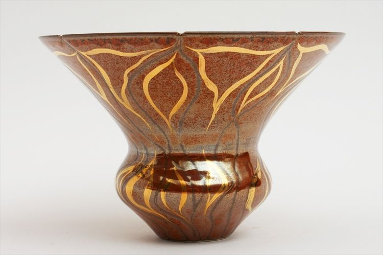Phyllis Dupuy Ceramic Vase 003