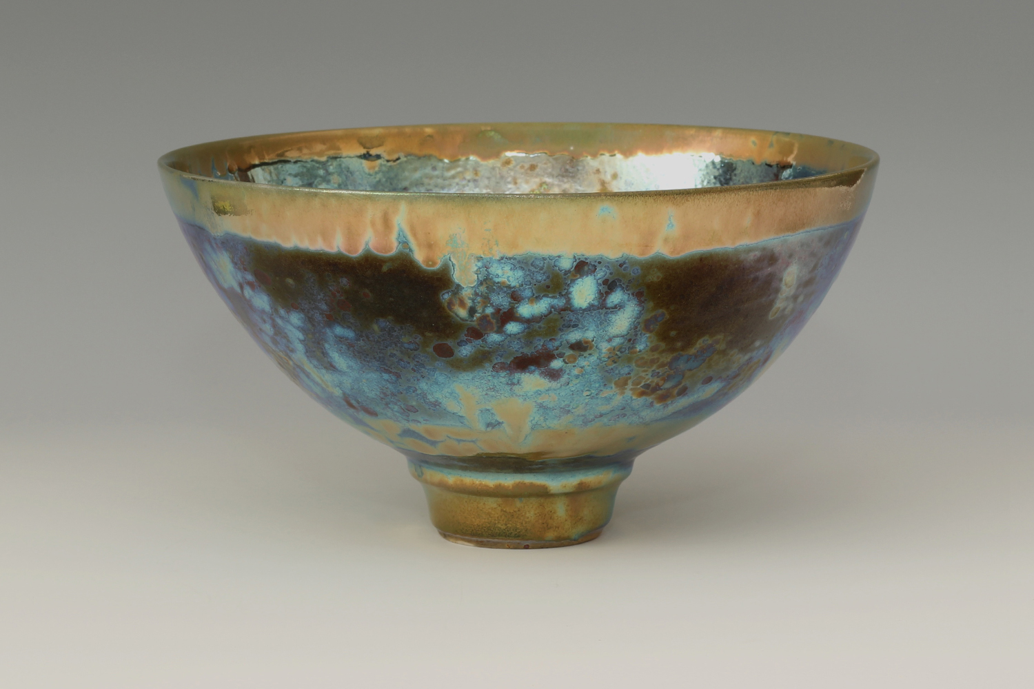 Sutton Taylor Ceramic Lustre-ware Bowl 08