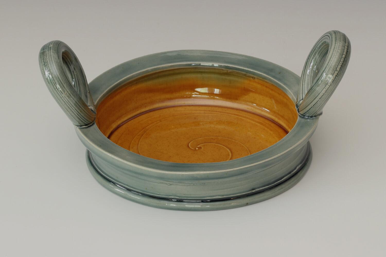 Walter Keeler Ceramic Earthenware Dish 02
