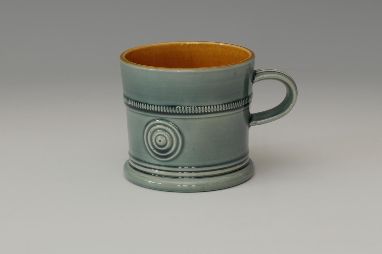 Walter Keeler Earthenware Ceramic Mug 070