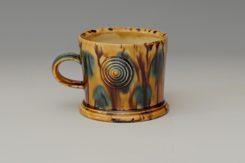Walter Keeler Earthenware Ceramic Mug 074