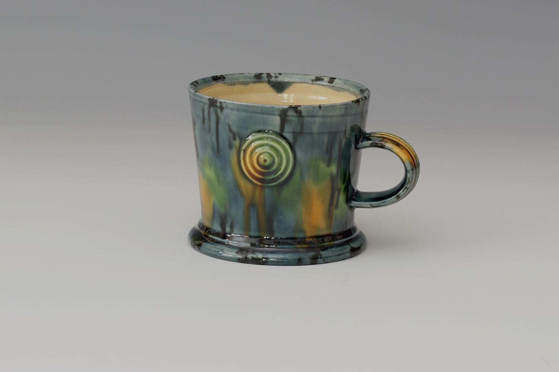 Walter Keeler Ceramic Earthenware Mug 65