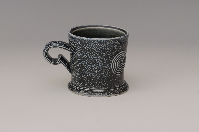 Walter Keeler Ceramic Salt Glazed Mug 57