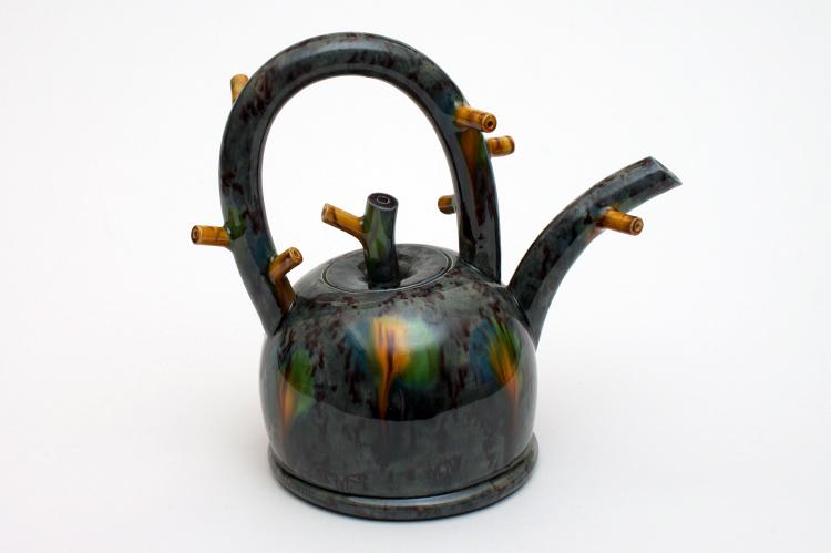 Walter Keeler Ceramic Teapot 03