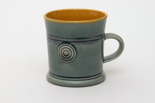Walter Keeler Large Ceramic Mug 013