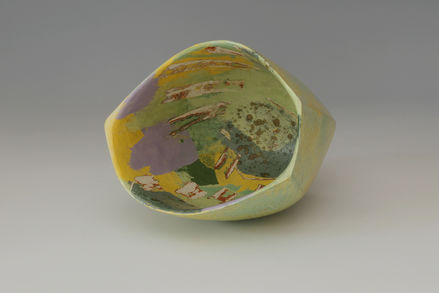 Carolyn Genders Ceramic Earthenware Vessel 'Wake Up Spring!'